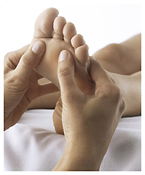 Reflexology Foot